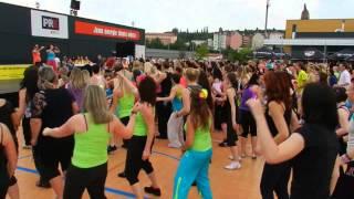 Zumba guys :-) after party Reebok Wellness Marathon Prague for the song Kola Loka - Un Cachito