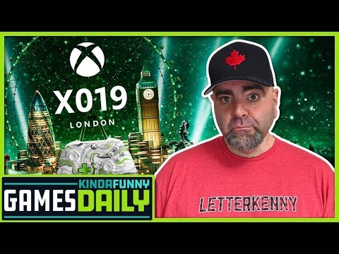 Gio Corsi's Xbox, Star Wars Show - Kinda Funny Games Daily 11.15.19