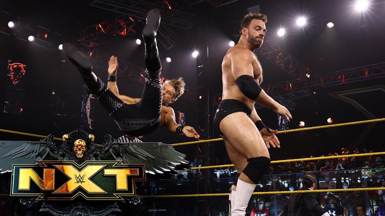 Download Drake Maverick vs. LA Knight: WWE NXT, July 20, 2021