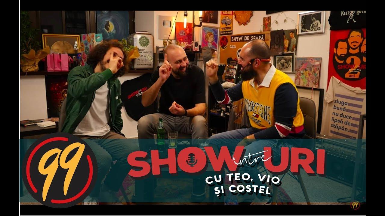 Podcast #307 | A furat, dar a și băut | Între showuri cu Teo, Vio și Costel
