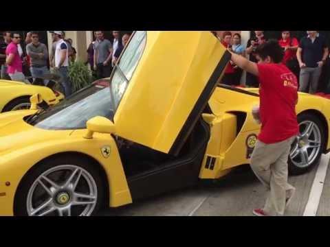 La Ferrari Rev - vintage park