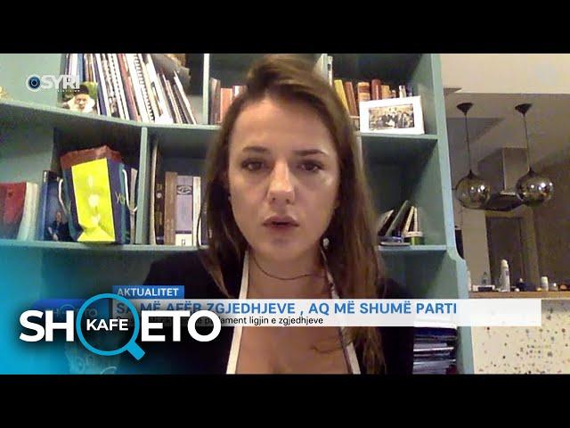 Rudina Hajdari: Sa me afer zgjedhjeve aq me shume parti