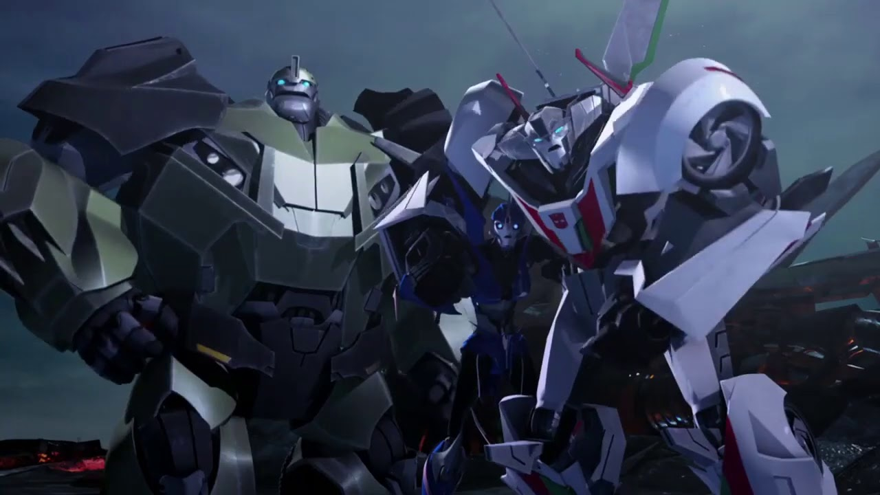 Transformers Prime Predacon Rising Part 13 In Hindi In HD @Transformers Facts