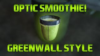 OpTic Smoothie Greenwall Style