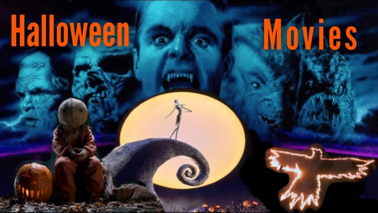 5 Favorite Halloween themed movies! - YouTube