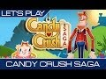 Candy Crush Saga Let's Play Level 19 -- Free Online Games auf POGED