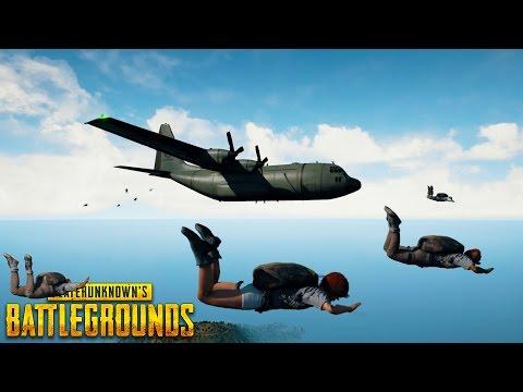 GETTIN' THE BEST LOOT | 4 Man Beast Squad | Playerunknown's Battlegrounds Gameplay