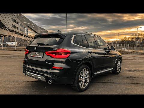 BMW X3 30i. Полная противоположность конкурентам.