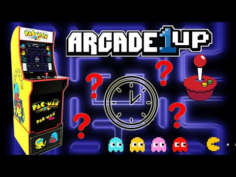 Arcade1Up UNBOXING & BUILDING - How Long Does it Take to Build an Arcade1up? from Unbox Everything!!
