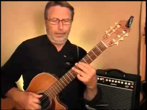 The Look Of Love Fingerstyle Guitar Youtube