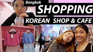 NEW KOREAN Shopping Destination in Bangkok : Korean Shopping and cafe in Siam Square