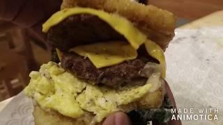 Indonesia Culinary (Kuliner Indonesia): Tebet - Jakarta Street Food: Burger Sushi, Roti Peranakan