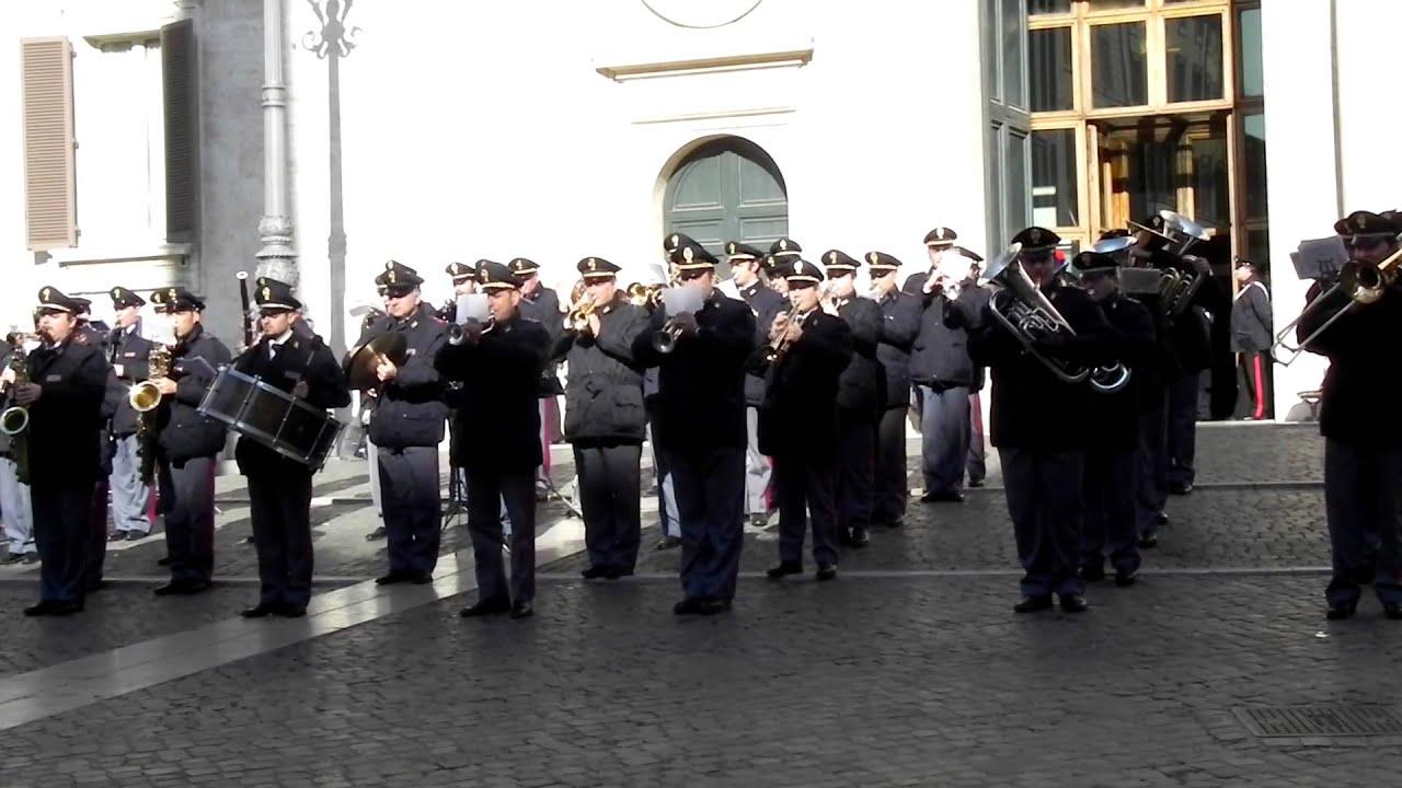Banda musicale della polizia di stato piazza montecitorio for Polizia di stato roma permesso di soggiorno