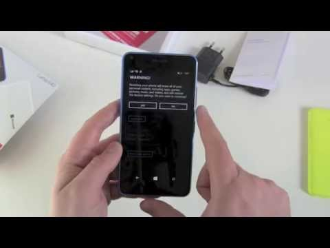 How to reset your Microsoft Lumia 640