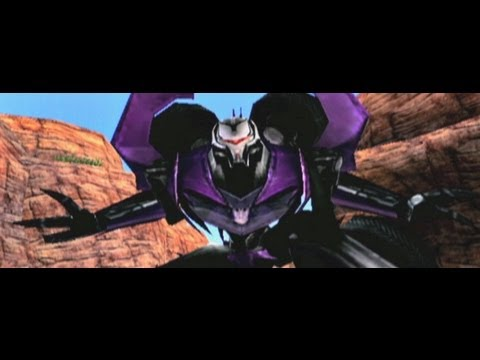 Transformers Prime - Gameplay Debut Trailer FINAL (Nintendo Wii, 3DS, and DS)