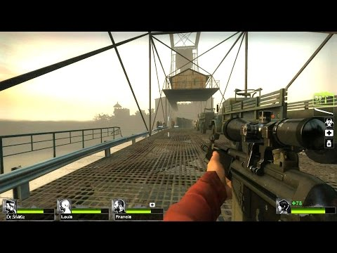 Left 4 Dead 2 - Left 4 Duluth Custom Campaign Multiplayer Gameplay Walkthrough