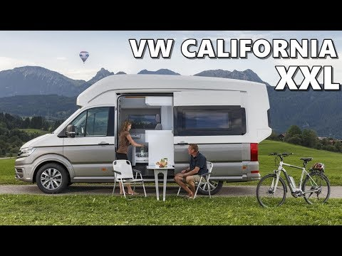 2018 vw california xxl highlights features youtube. Black Bedroom Furniture Sets. Home Design Ideas