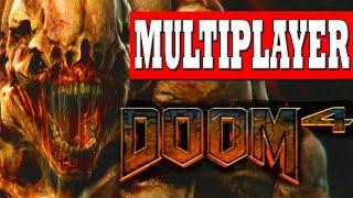 DOOM 4 Gameplay Multiplayer Beta Demo - [HD] PS4 XBOX PC