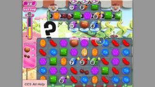 Candy Crush Saga level 872 NO BOOSTERS