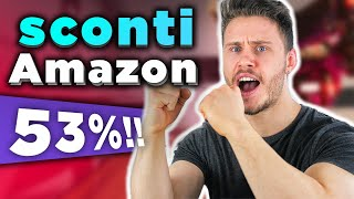 TOP 5 MIGLIORI PRODOTTI SUPER SCONTATI AMAZON! Offerte di Primavera Amazon