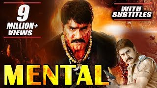 Mental (2017) New Release Telugu Movie in Hindi Dubbed | Srikanth, Brahmanandam, Mumaith Khan