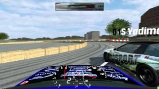 LFS - Close Tandem Drifting