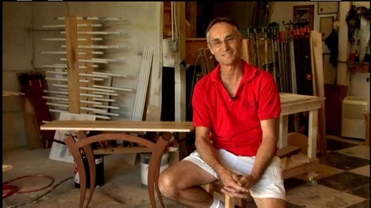 Furniture Maker Andy Kearney   Conway, SC