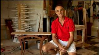 Furniture Maker Andy Kearney - Conway, Sc