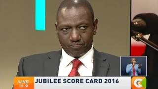 Highlights from Hussein – Ruto interview