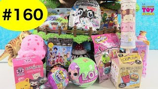 Blind Bag Treehouse #160 Unboxing Disney Coco Hatchimals LOL Surprise Molang   PSToyReviews