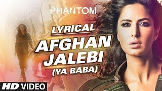 Afghan Jalebi Full Song 720p HD with Lyrics (Censored)