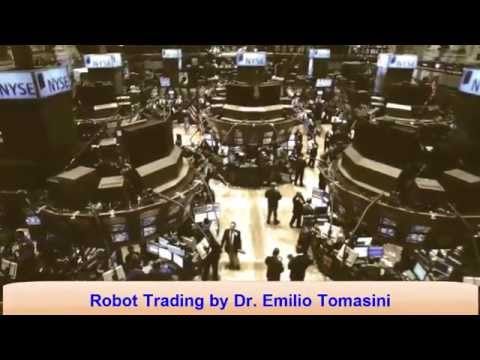 Robot Trading FREE SEMINAR by Dr. Emilio Tomasini. Budapest, 19th of July, 2014