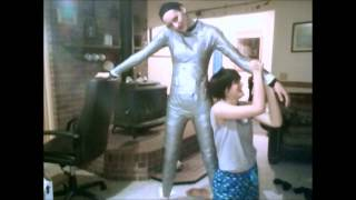 How to Make A Duct Tape Dummy For A Fursuit