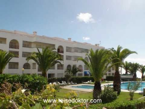 Portugal algarve 3 appart hotel terrace club youtube for Appart hotel faro