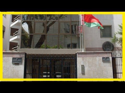 Hot News - Belarus Embassy In Israel Is Still In Tel Aviv