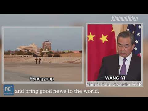 Trump-Kim summit, South China Sea, Taiwan: get what Chinese FM says