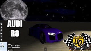 Roblox// Ultimate Driving Westover Islands *NEW AUDI R8*
