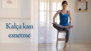 Glutal esnetme ve masaj