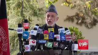 Karzai Calls For Urgent 'Loya Jirga'