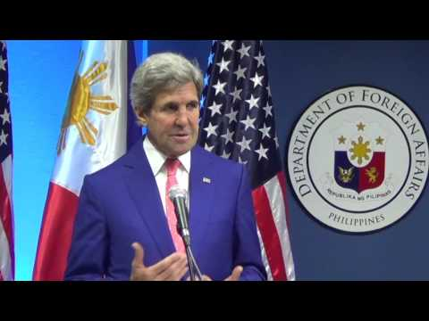 Kerry urges China to comply with 'legally binding' UN ruling