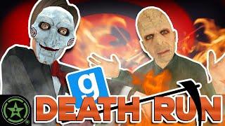 Surviving Gmod Death Games! - Gmod: Deąth Run