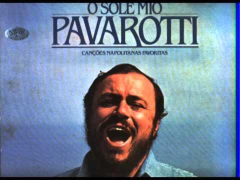 PAVAROTTI   SOLE MIO - (LP COMPLETO)