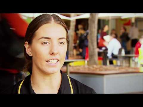 Jessica Thornton | Australian Teenage Sprinter | Trans World Sport