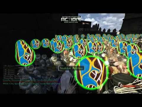 mount and blade warband yüzüklerin efendisi mod hızlı savaş