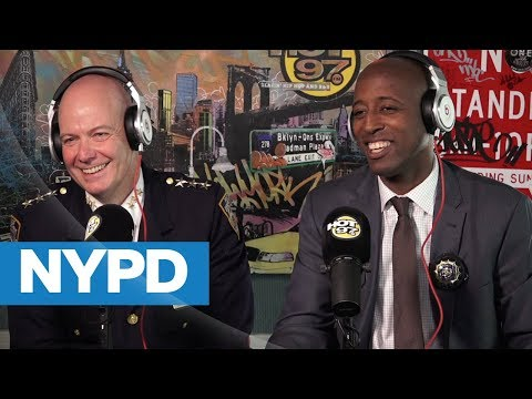 NYPD On Building Trust In Communities, Changing The Culture & Moving Foward