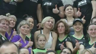 Nike и Herbalife на 18-й фитнес-конвенции NTC (Nike+ Training Club) в Киеве