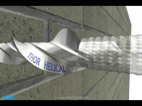 Retrofit Masonry Ties