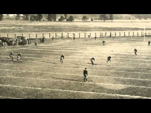 1913 - Notre Dame First National Football Schedule
