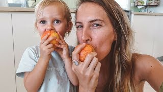 What I Eat In A Day for Health | VEGAN Mom