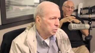 Frank Sinatra Jr. Speaks with Sid Mark in Philadelphia